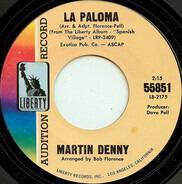 Martin Denny - La Paloma / Call Me