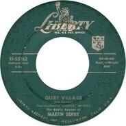 Martin Denny - Quiet Village / Llama Serenade