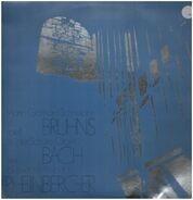 Martin Gotthard Schneider an der Schuke Orgel - Bruhns, Bach, Rheinberger