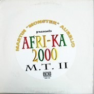 Martin Aurelio - Afri-Ka 2000 (M.T.II)