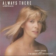Marti Webb With The Simon May Orchestra - Always There