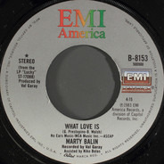 Marty Balin - What Love Is