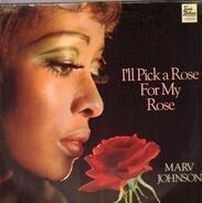 Marv Johnson - I'll Pick A Rose For My Rose