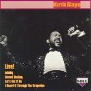Marvin Gaye - Marvin Gaye Live!