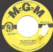 Marvin Rainwater - My Love Is Real / My Brand Of Blues