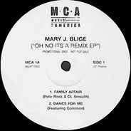 Mary J. Blige - ('Oh No It's A Remix EP')