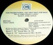 Mary Jane Girls - Wild And Crazy Love
