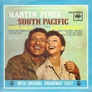 Mary Martin , Ezio Pinza , Rodgers & Hammerstein - South Pacific With Original Broadway Cast