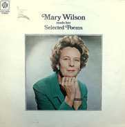 Mary Wilson - Reads Her Selected Poems