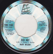 Mary Wilson - Red Hot