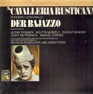 Pietro Mascagni , Ruggiero Leoncavallo - Artur Rother - Cavalleria Rusticana, Der Bajazzo