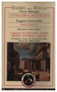 Mascagni / Leoncavallo - Cavalleria Rusticana / Pagliacci