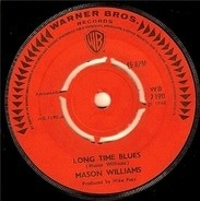 Mason Williams - Long Time Blues / Classical Gas