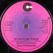 Mass Production - Wine-Flow Disco / Fun In The Sun