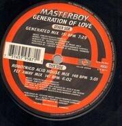 Masterboy - Generation Of Love (Remix)