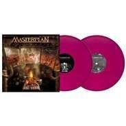 Masterplan - Masterplan (ltd.Clear-Magenta Gtf.Vinyl)