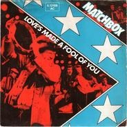 Matchbox - Love's Made A Fool Of You / Springheel Jack