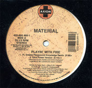 Material - Playin' With Fire