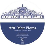 Matt Flores - Blackboard Universe / Solar Winds