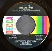Matthews' Southern Comfort - Tell Me Why / To Love