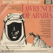 Maurice Jarre , The London Philharmonic Orchestra - Lawrence of Arabia [Original Motion Picture Soundtrack]