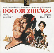 Maurice Jarre - Doctor Zhivago (Original Motion Picture Soundtrack) - The Deluxe Thirtieth Anniversary Edition