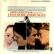 Maurice Jarre - Doctor Zhivago (Original Sound Track Album)