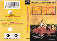Maurice Jarre / Peter Weir - Le Cercle Des Poetes Disparus / Dead Poets Society / The Year Of Living Dangerously