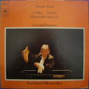 Maurice Ravel , Leonard Bernstein , The New York Philharmonic Orchestra - La Valse •  Bolero / Rhapsodie Espagnole