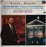 Maurice Ravel , Modest Mussorgsky , Concertgebouworkest , Riccardo Chailly - Bolero / Pictures At An Exhibition