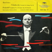 Ravel / Tchaikovsky / Prokofieff - Bolero / Serenade For Strings, Op. 48 / Symphony No. 1