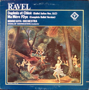 Ravel - Daphnis Et Chloé / Ma Mère L'Oye