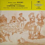 Ravel / Prokofiev - Bolero / Symphonie Classique Op. 25