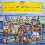 Ravel / Mussorgsky - Bolero / Tableaux D'une Exposition