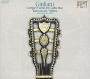 Mauro Giuliani , Duo Maccari / Pugliese - Complete Works For Guitar Duo