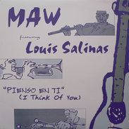 MAW Featuring Louis Salinas - Pienso En Ti (I Think Of You)