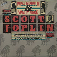 Max Morath & Wally Rose - Ragtime Favourites Of Scott Joplin And Other Great Piano Rags