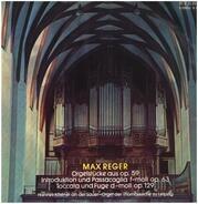 Max Reger - Orgelstücke aus op.59 / Introduktion und Passacaglia op.63 a.o.
