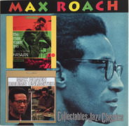 Max Roach - Featuring The Legendary Hasaan / Drums Unlimited