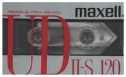 Maxell - Audio-Kassette UD II-S 120