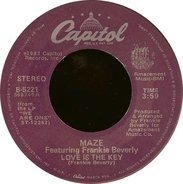 Maze Featuring Frankie Beverly - Love Is The Key / Lady Of Magic
