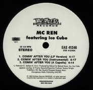 MC Ren - Comin' After You