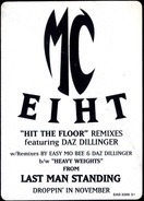 MC Eiht - Hit The Floor  Remixes