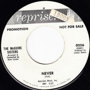 McGuire Sisters - Never / Now And Forever
