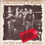 Meal Ticket - Yesterday's Music