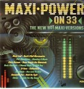 Meat Loaf, Phil Shackleton a.o. - Maxi-Power on 33