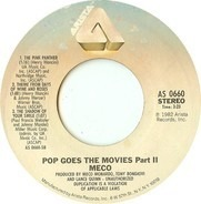 Meco Monardo - Pop Goes the Movies
