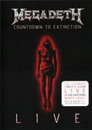 Megadeth - Countdown To Extinction Live