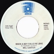 Mel Carter - When a Boy Falls in Love