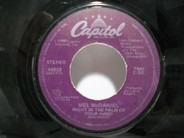 Mel McDaniel - Right In The Palm Of Your Hand / Who's Been Sleeping In My Bed